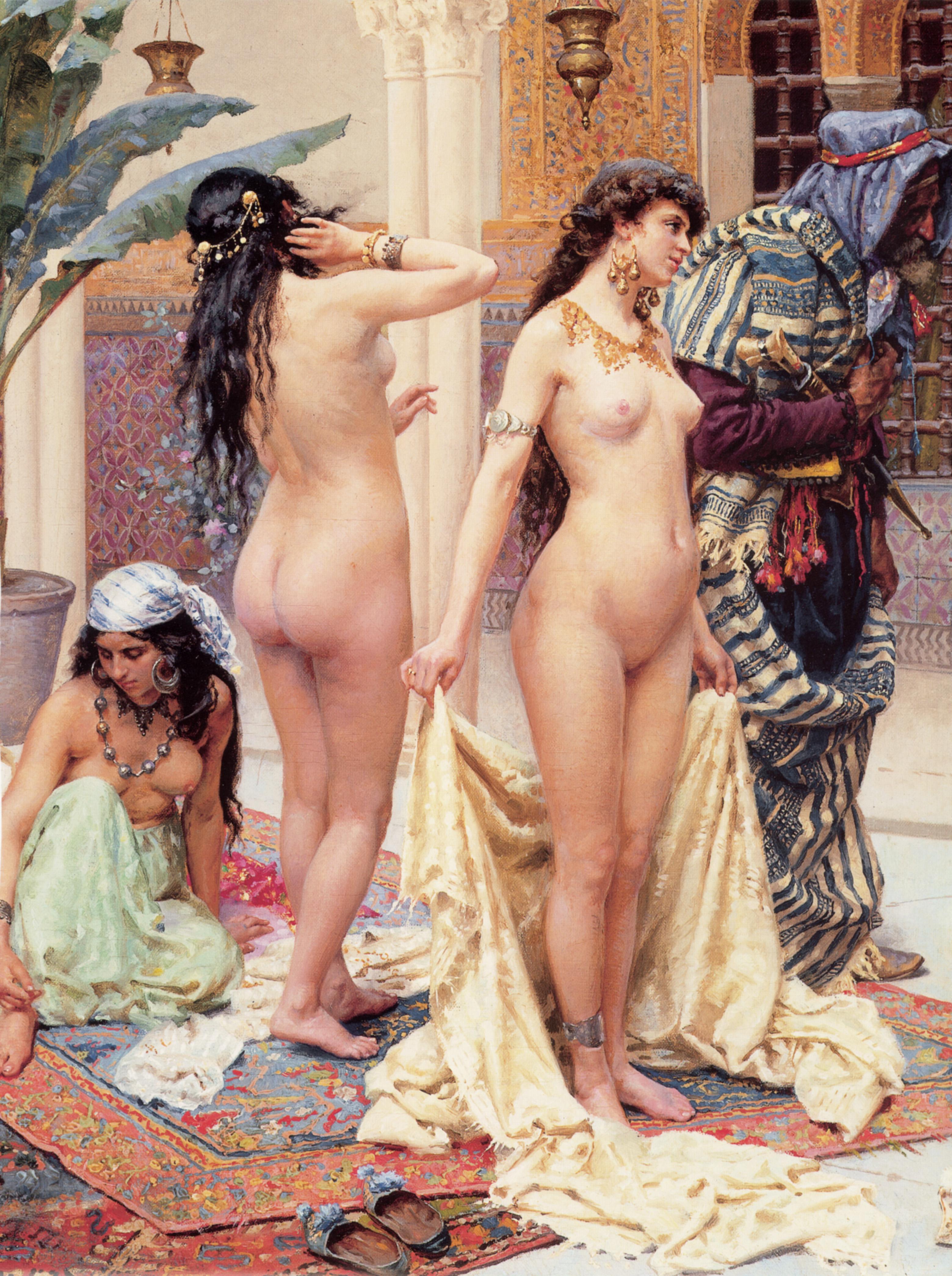 Порно фото секс наложниц