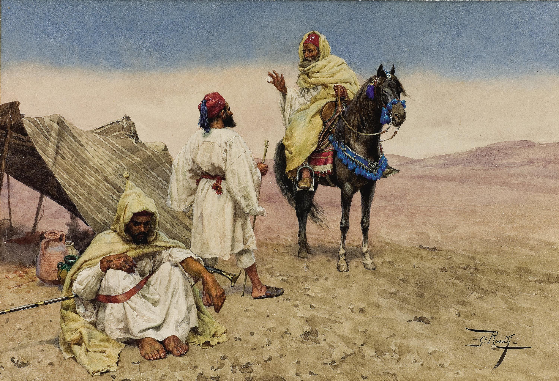 Опыт искусство в аравии 10 век что