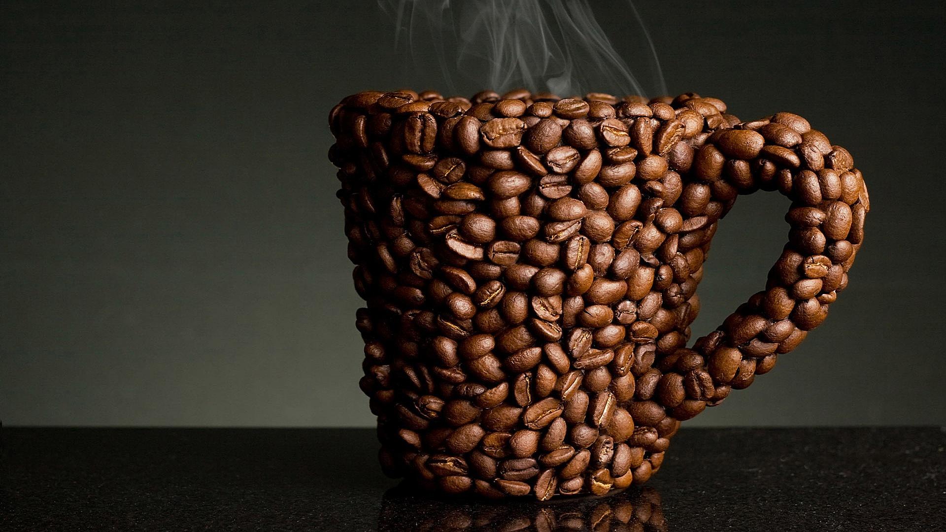 Картинки с кофе своими руками