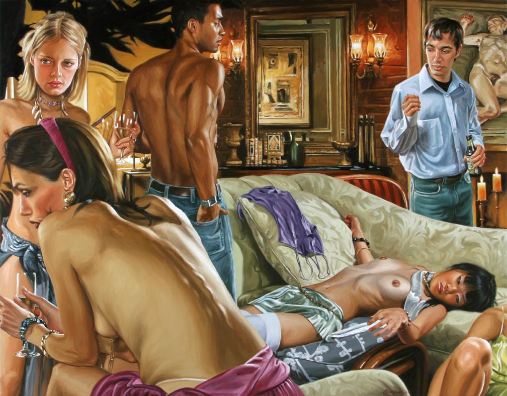 Эротические рисунки роджерс 9 фотография