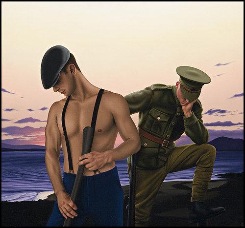 Работы Ross Watson (86 картинок)