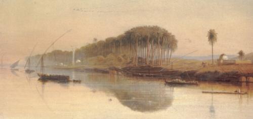 Edward Lear (1818-1888)