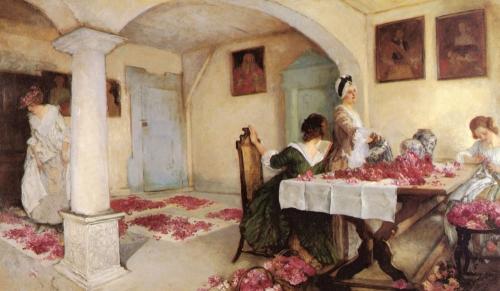 Edwin Austin Abbey (13 картинок)