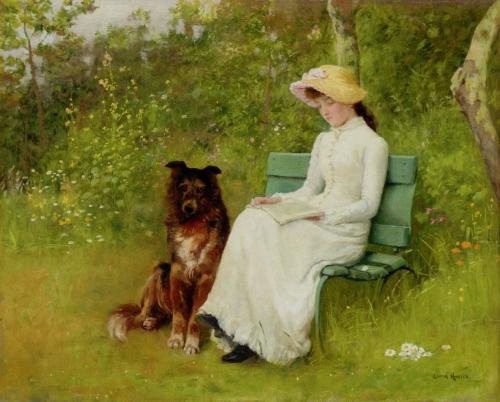 Edwin Harris (1855-1906) (4 картинки)