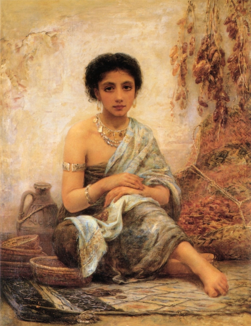 Edwin Longsden Long (1829-1891) (18 картинок)
