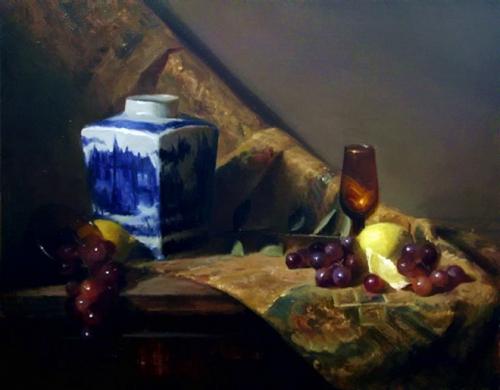 Painter Leah Lopez. Still Life (29 картинок)