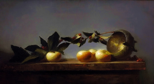 Painter Leah Lopez. Still Life (29 работ)