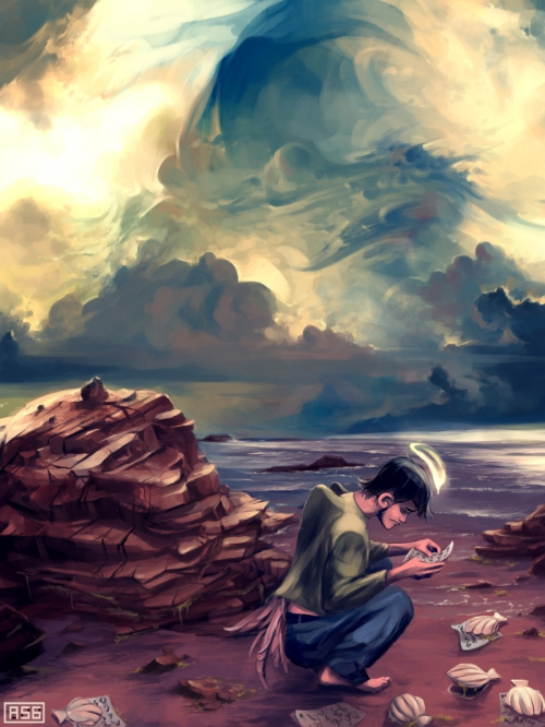 Новые работы художника Cyril Rolando (12 работ)