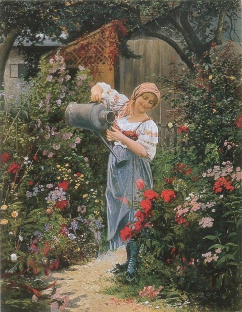 Художник Johann Hamza (1850-1927) (41 работ)