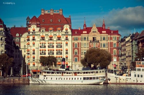 Фотопрогулка по Швеции, Стокгольму
