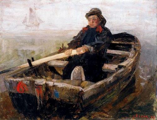 ДЖЕЙМС ЭНСОР (James Ensor)(1860-1949) (68 работ)