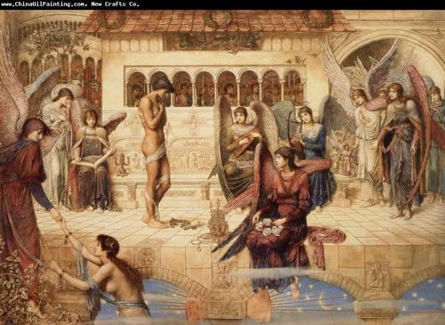 Английский художник-прерафаэлит John Melhuish Strudwick (48 картинок)