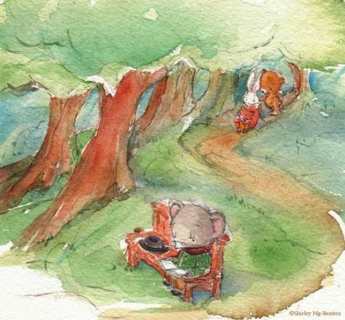 Рисунки Shirley Ng-Benitez (104 картинок)