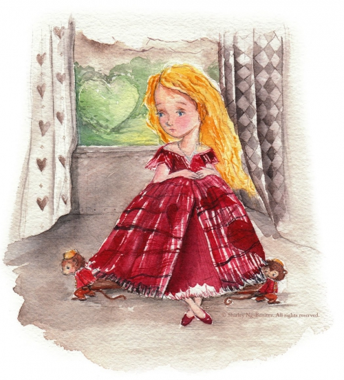 Рисунки Shirley Ng-Benitez (104 работ)
