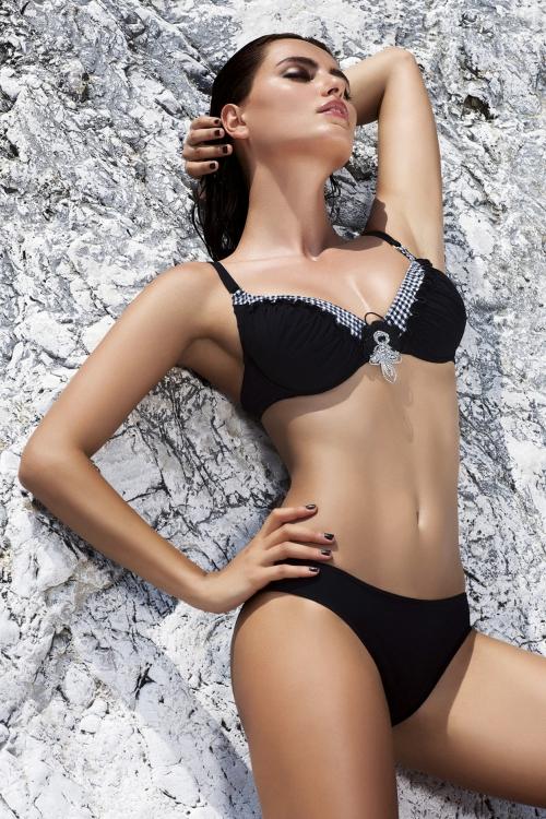 Catrinel Menghia - Amarea Swimwear 2011 (115 картинок)