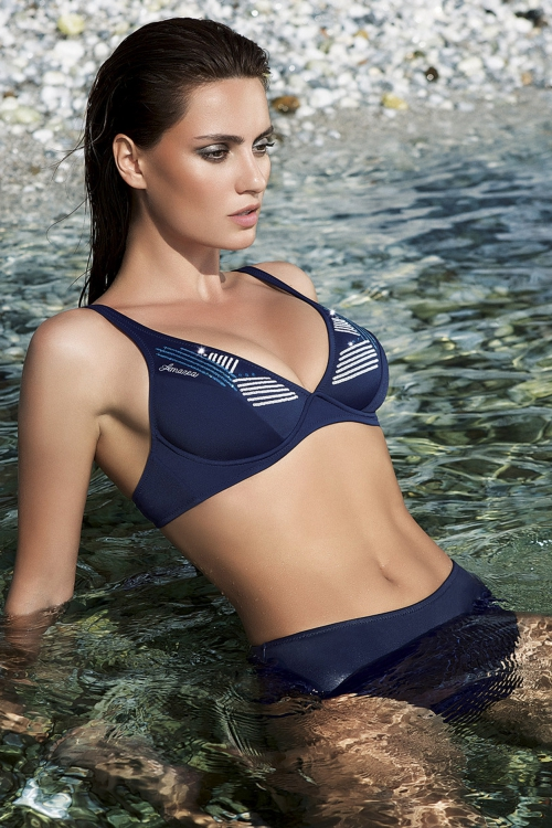 Catrinel Menghia - Amarea Swimwear 2011 (115 фото) (эротика)