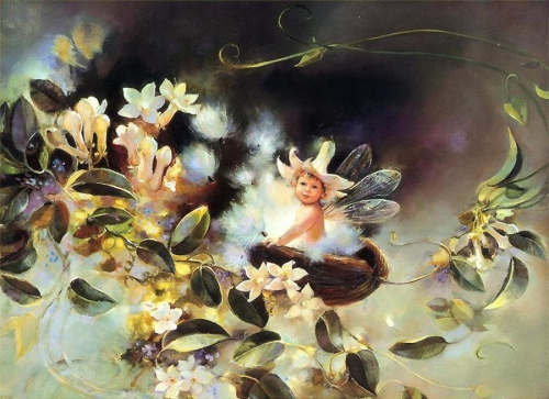 Работы художницы Mary Baxter St. Clair (46 работ)