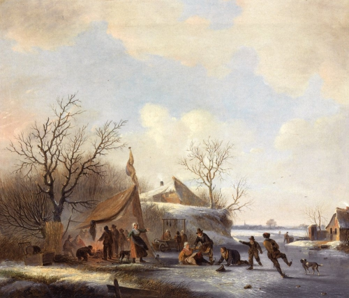 Jacobus Van Der Stok. Master of oil painting (8 работ)