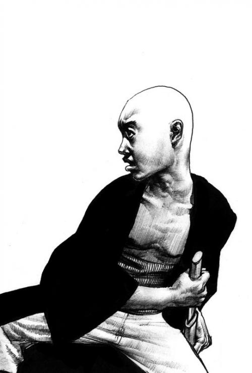 Работы Shohei Otomo aka Hakuchi (44 работ)