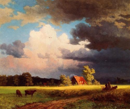 Альберт Бирштадт | XIXe | Albert Bierstadt (317 картинок)