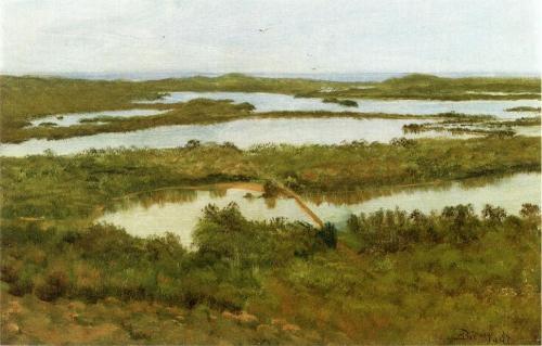 Альберт Бирштадт | XIXe | Albert Bierstadt (317 работ)