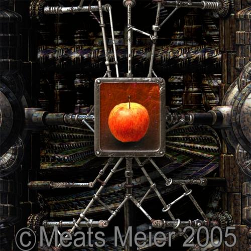 Работы Meats Meier (99 картинок)