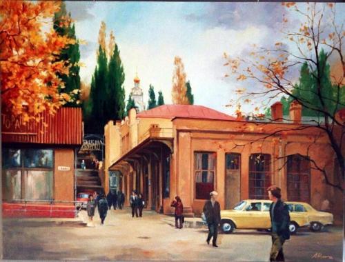 Художник Андрей Фомин (64 картинок)