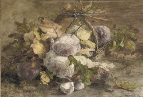 Gerardina Jacoba van de Sande Bakhuyzen (1826-1895) (27 картинок)