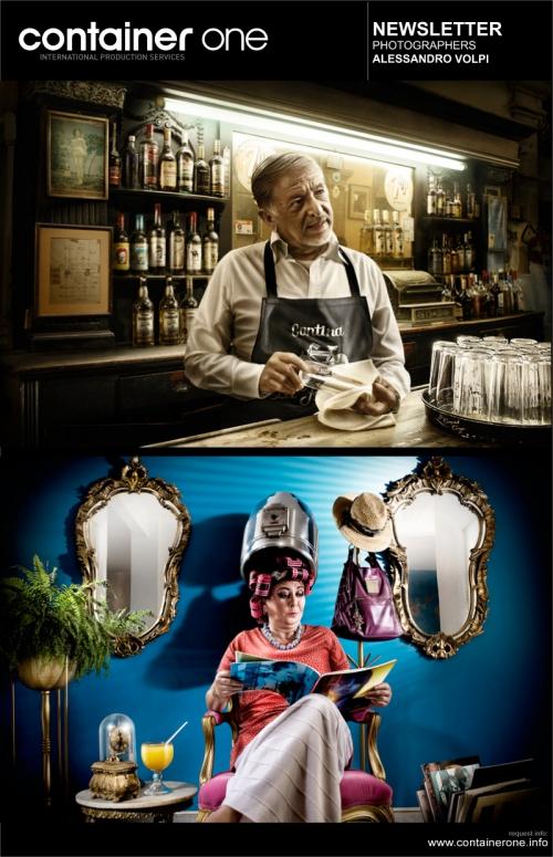 Работы фотодуэта Alessandro Volpi и Gaby Hernandez (43 картинки)