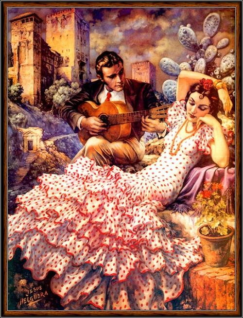 Artworks by Jesus Helguera (131 картинок)