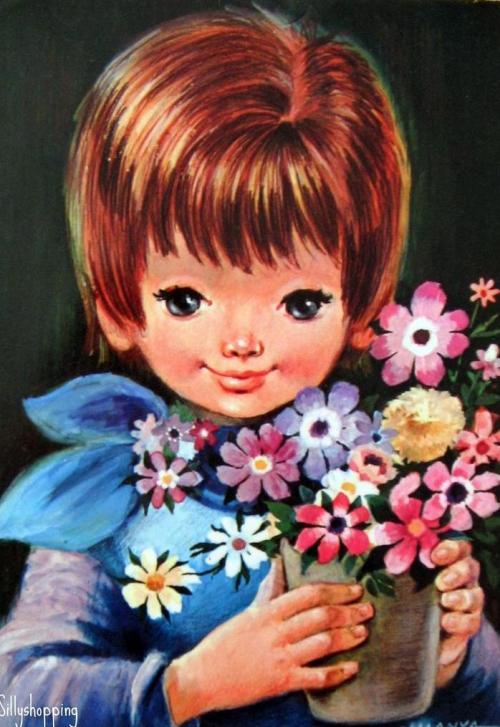 Коллекция ретро-открыток (105 картинок)