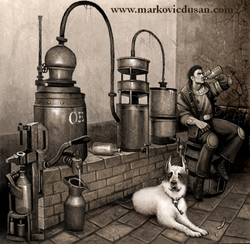 Работы Dusan Markovic (Сербия) (82 картинок)