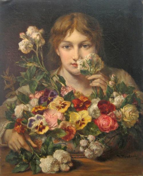 Jean Francois Portaels (1818-1895) (38 картинок)