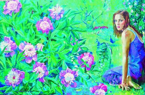 Художница Наталья Тур (65 картинок)