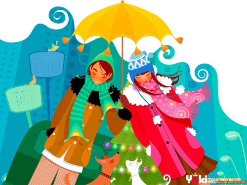 Иллюстрации Liang Yi (31 картинок)