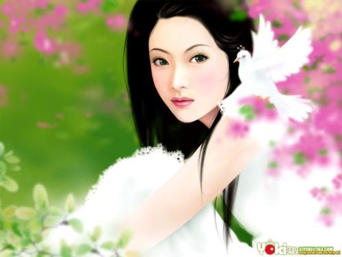Иллюстрации Liang Yi (31 работ)
