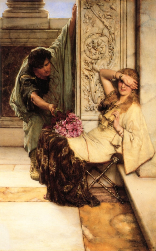 Сэр Лоуренс Алма-Тадема | XIXe | Sir Lawrence Alma-Tadema (410 картинок)