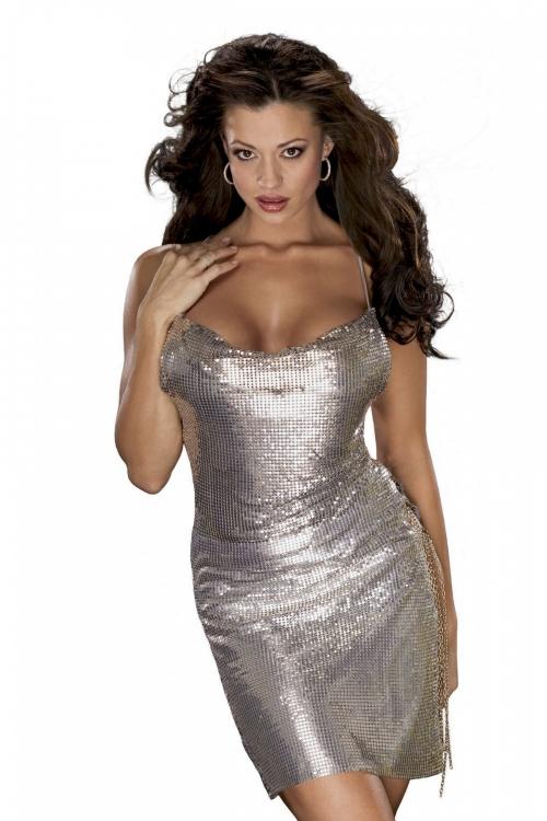 Большая подборка моделей и знаменитостей. Часть 21 (Candice Michelle) (34 картинок)