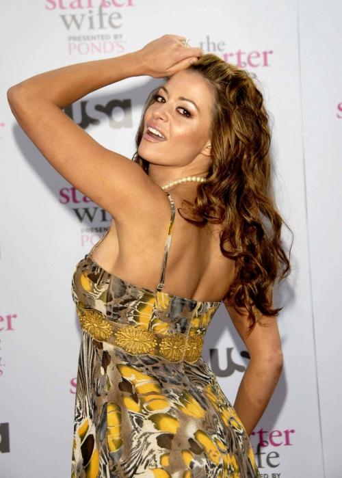 Большая подборка моделей и знаменитостей. Часть 21 (Candice Michelle) (34 фото) (эротика)