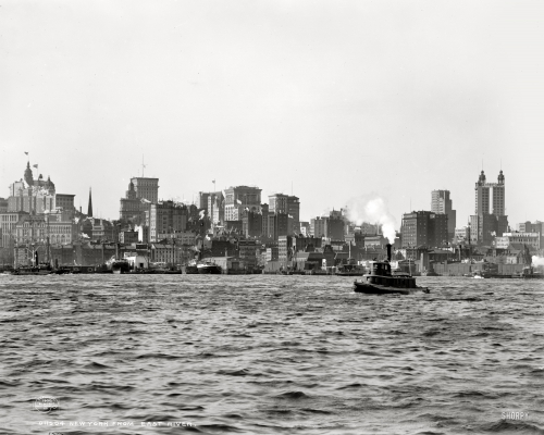 США - 1-я половина 20-го века. (часть 2-я) (85 картинок)