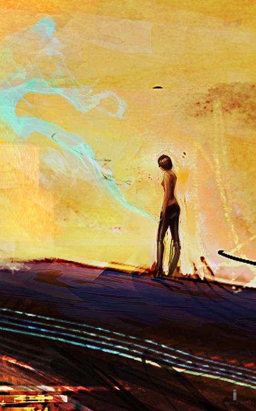 Работы Ivan Tao (30 картинок)