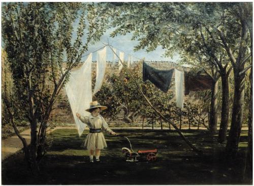 Английский художник Charles Robert Leslie (1794-1859) (110 работ)
