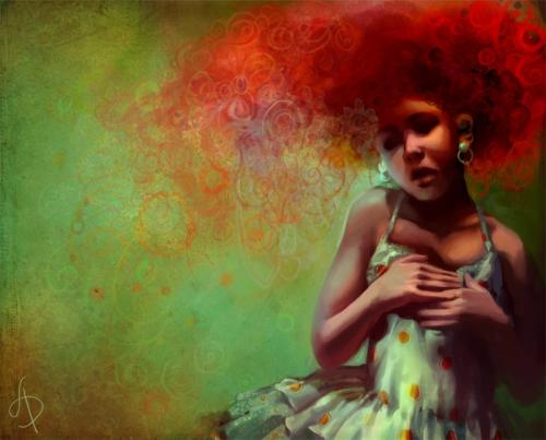 Творчество Anna Dittmann (18 картинок)