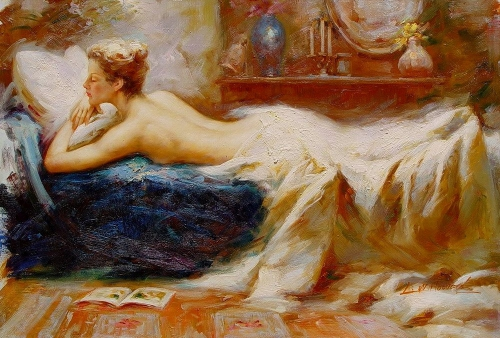 Artworks by L.W.Howard (21 картинок)