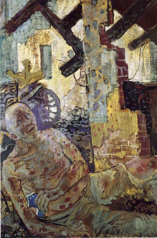 Вильгельм Генрих Отто Дикс ( 1891-1969) (115 работ)