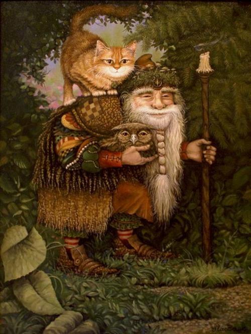 Картины художника Александра Васильевича Маскаева (60 работ)