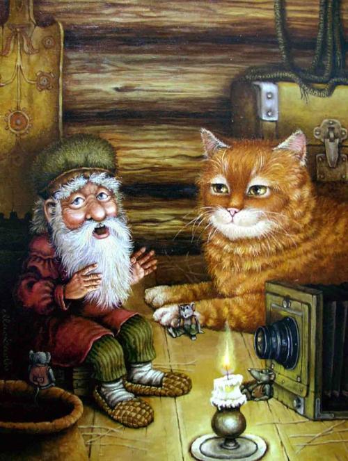 Картины художника Александра Васильевича Маскаева (60 картинок)