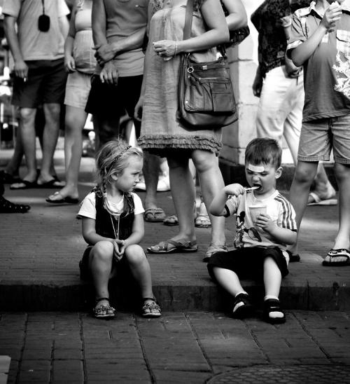 Отличная фотоподборка. Street №10 (40 картинок)