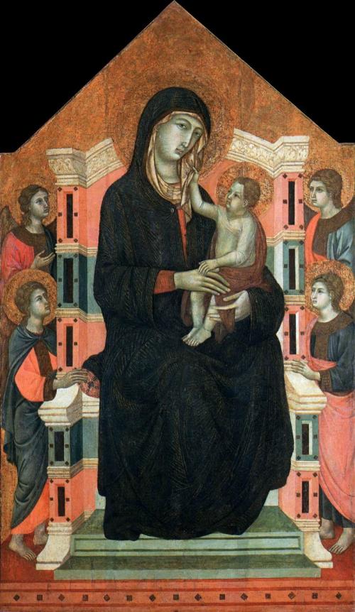 Итальянские художники сиенской школы 13-17 веков (часть 2) (130 работ)