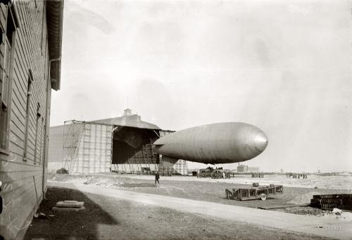 Из истории авиации США (126 картинок)